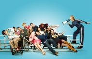 Glee seson 2 promo pic